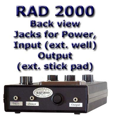 RAD 2000 Radionics Machine for Sale