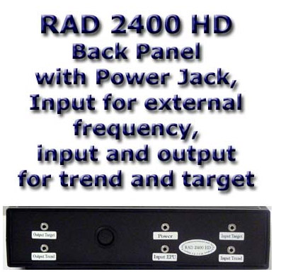 RAD 2400 Radionic Device